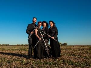 Quarter Tones Flute Ensemble
