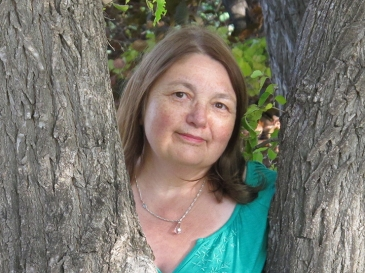 Silverthorne author photo