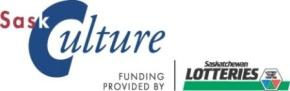 Sask Culture - Lotteries Logo Flat web