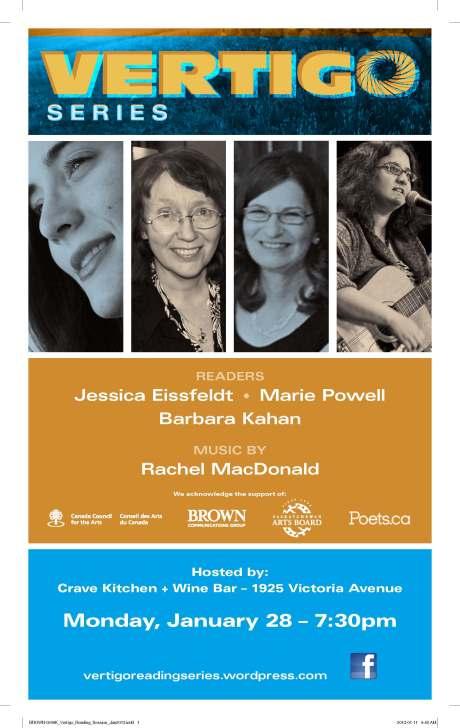 Vertigo Jan 2013 Poster