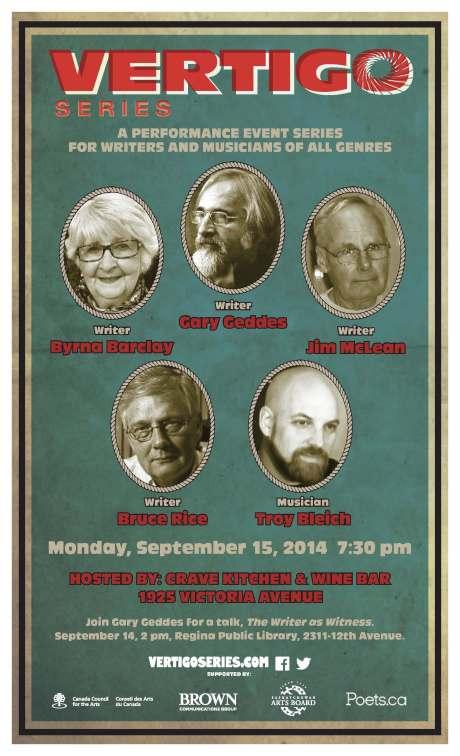 Vertigo Sept 2014 Poster