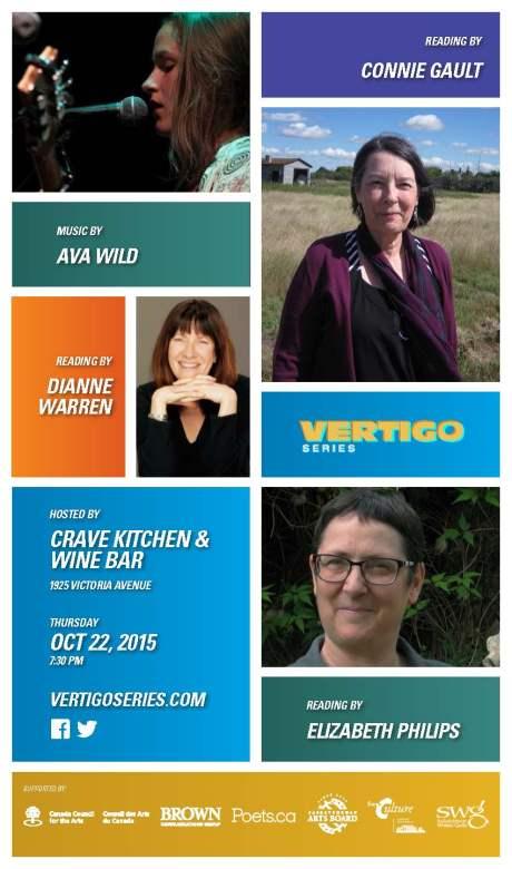 Vertigo Oct 2015 Poster